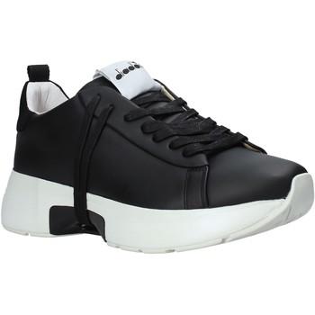Zapatos Hombre Zapatillas bajas Diadora 501176332 Negro