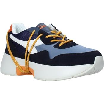Zapatos Hombre Zapatillas bajas Diadora 501176331 Azul