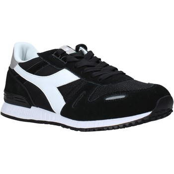 Zapatos Hombre Zapatillas bajas Diadora 501158623 Negro