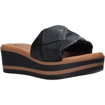 Zapatos Mujer Zuecos (Mules) Susimoda 1034 Negro