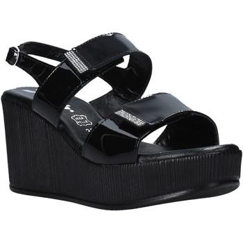 Zapatos Mujer Sandalias Susimoda 390241 Negro