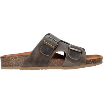 Zapatos Hombre Zuecos (Mules) Bionatura 38A2175-I-CRHFAN Marrón