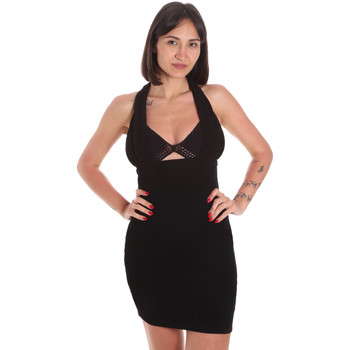textil Mujer Vestidos cortos Me Fui M20-0354NR Negro