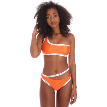 textil Mujer Bañador Me Fui M20-0310AR Naranja