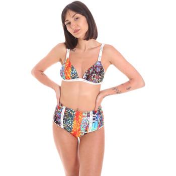 textil Mujer Bikini Me Fui M20-0313X1 Naranja