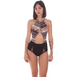 textil Mujer Bañador Me Fui M20-0005X1 Negro