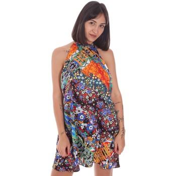 textil Mujer Pareos Me Fui M20-0379U Azul