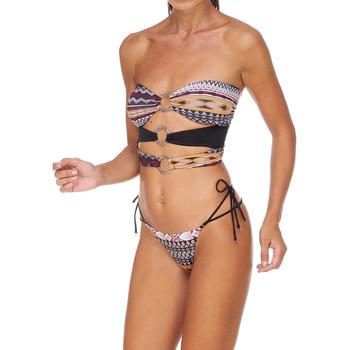 textil Mujer Bikini Me Fui M20-0003X1 Marrón