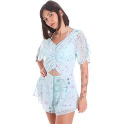 textil Mujer Monos / Petos Me Fui M20-1058X1 Azul