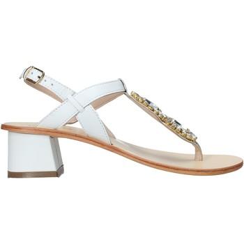 Zapatos Mujer Sandalias Keys K-5170 Blanco