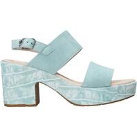 Zapatos Mujer Sandalias CallagHan 28801 Verde