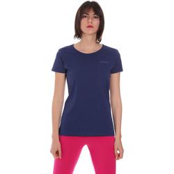 textil Mujer Camisetas manga corta Diadora 102175886 Azul