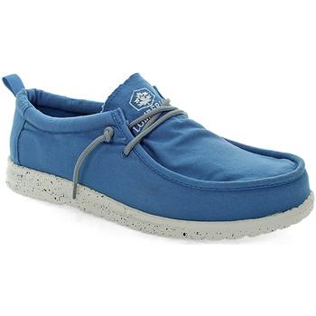 Zapatos Hombre Mocasín Lumberjack SMA1012 001EU C02 Azul