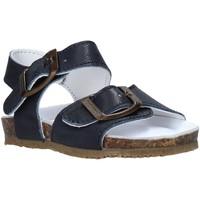 Zapatos Niños Sandalias Bionatura LUCA Azul