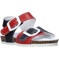 Zapatos Niños Sandalias Bionatura LUCA Rojo