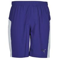textil Hombre Shorts / Bermudas Puma WV RECY 9SHORT Azul / Blanco
