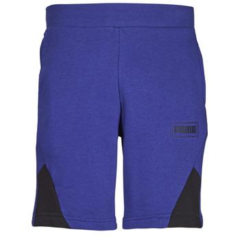 textil Hombre Shorts / Bermudas Puma RBL SHORTS Azul