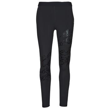 textil Mujer Leggings Puma UNTAMED PRINT TIGHT Negro