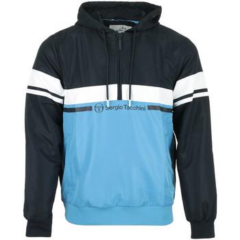 textil Hombre Sudaderas Sergio Tacchini Anice Hoodie Azul