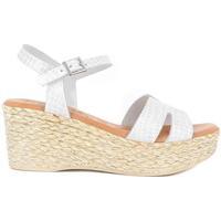 Zapatos Mujer Sandalias Oh My Sandals 4927 blanco