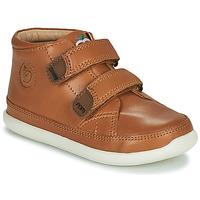 Zapatos Niños Zapatillas altas Shoo Pom CUPY SCRATCH Marrón