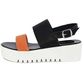 Zapatos Mujer Sandalias Fashion Attitude  Arancio