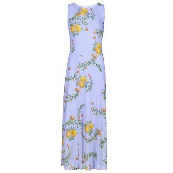 textil Mujer Vestidos largos Desigual MIAMI Multicolor