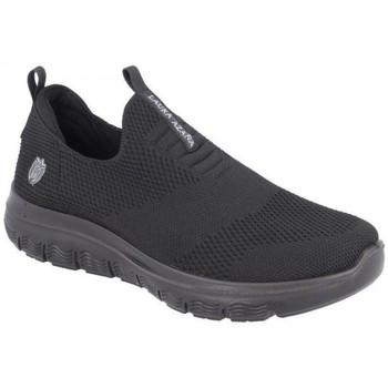 Zapatos Mujer Zapatillas bajas Laura Azaña ZAPATO DEPORTIVO RUNNER LADY LA24504ST Negro