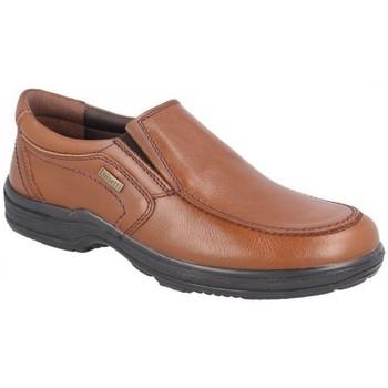 Zapatos Hombre Mocasín Luisetti Zapato Tucson 20402ST Marrón