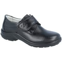 Zapatos Hombre Derbie Luisetti Zapato Línea Blanca 0026Oslo Negro