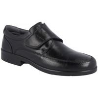 Zapatos Hombre Derbie Luisetti Zapato Derbys 26854ST Negro Negro