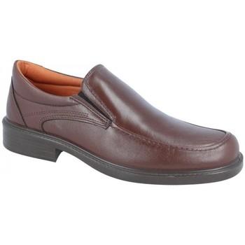 Zapatos Hombre Mocasín Luisetti Zapato Confort Step 0106 Marron Marrón