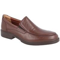 Zapatos Hombre Mocasín Luisetti ZAPATO CONFORT CITY 28700ST Marron Marrón