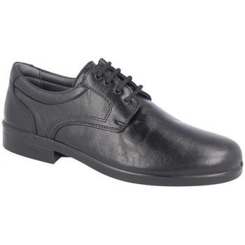 Zapatos Hombre Derbie Luisetti Zapato Derbys 26853ST Negro