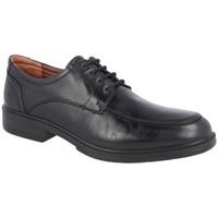 Zapatos Hombre Derbie Luisetti ZAPATO CONFORT CITY 28701ST Negro