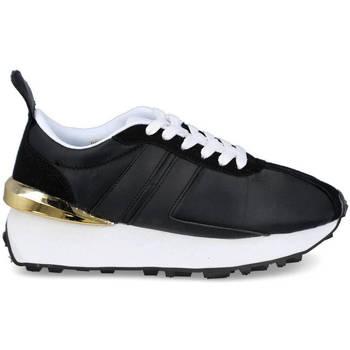Zapatos Mujer Zapatillas bajas L&R Shoes B003 NEGRO