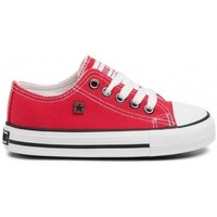 Zapatos Niños Zapatillas bajas Big Star FF374201 Rojos