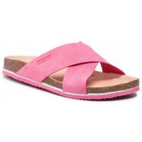 Zapatos Mujer Zuecos (Mules) Big Star HH274597 Rosa