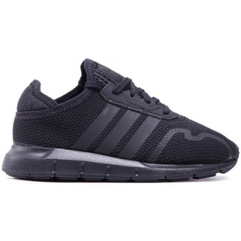 Zapatos Niños Running / trail adidas Originals J Swift Run Negros