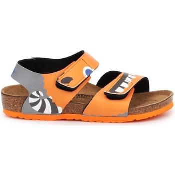 Zapatos Niños Sandalias Birkenstock Palu Kids BS De color naranja
