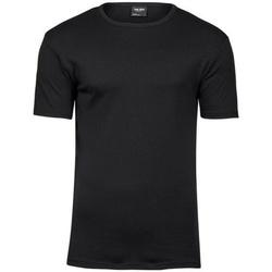 textil Camisetas manga corta Tee Jays T520 Negro