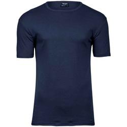 textil Hombre Camisetas manga corta Tee Jays T520 Azul