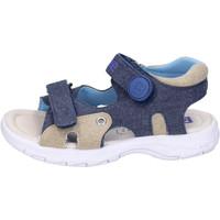 Zapatos Niño Sandalias de deporte Blaike Sandalias Textil Azul