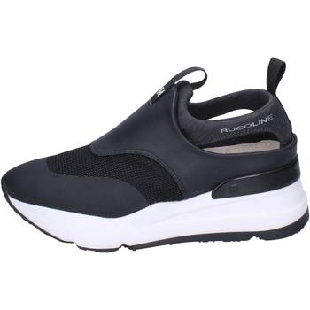 Zapatos Mujer Slip on Rucoline BH357 Negro