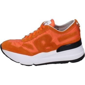 Zapatos Mujer Zapatillas bajas Rucoline BH360 Naranja