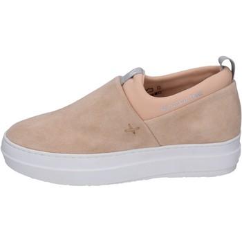 Zapatos Mujer Slip on Rucoline BH361 Beige