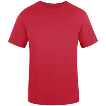 textil Hombre Camisetas manga corta Canterbury  Rojo