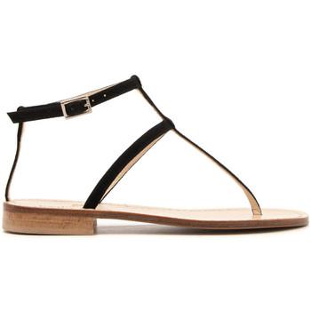 Zapatos Mujer Chanclas Paolo Ferrara 2901-BR-NERO NERO