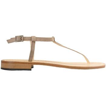 Zapatos Mujer Chanclas Paolo Ferrara 1918-KOALA BEIGE
