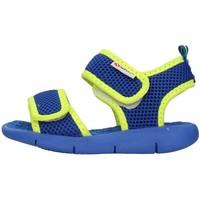 Zapatos Niño Sandalias Superga S63S824 AZUL